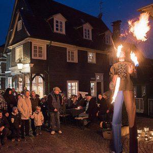 Kerzenzauber in Langenberg