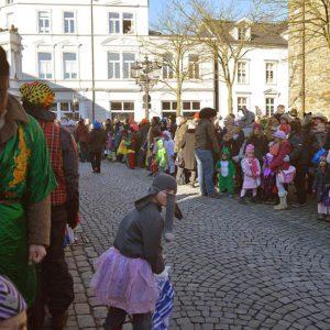 Karneval in Langenberg