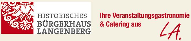 Logo des Bürgerhaus-Catering Alt Langenberg