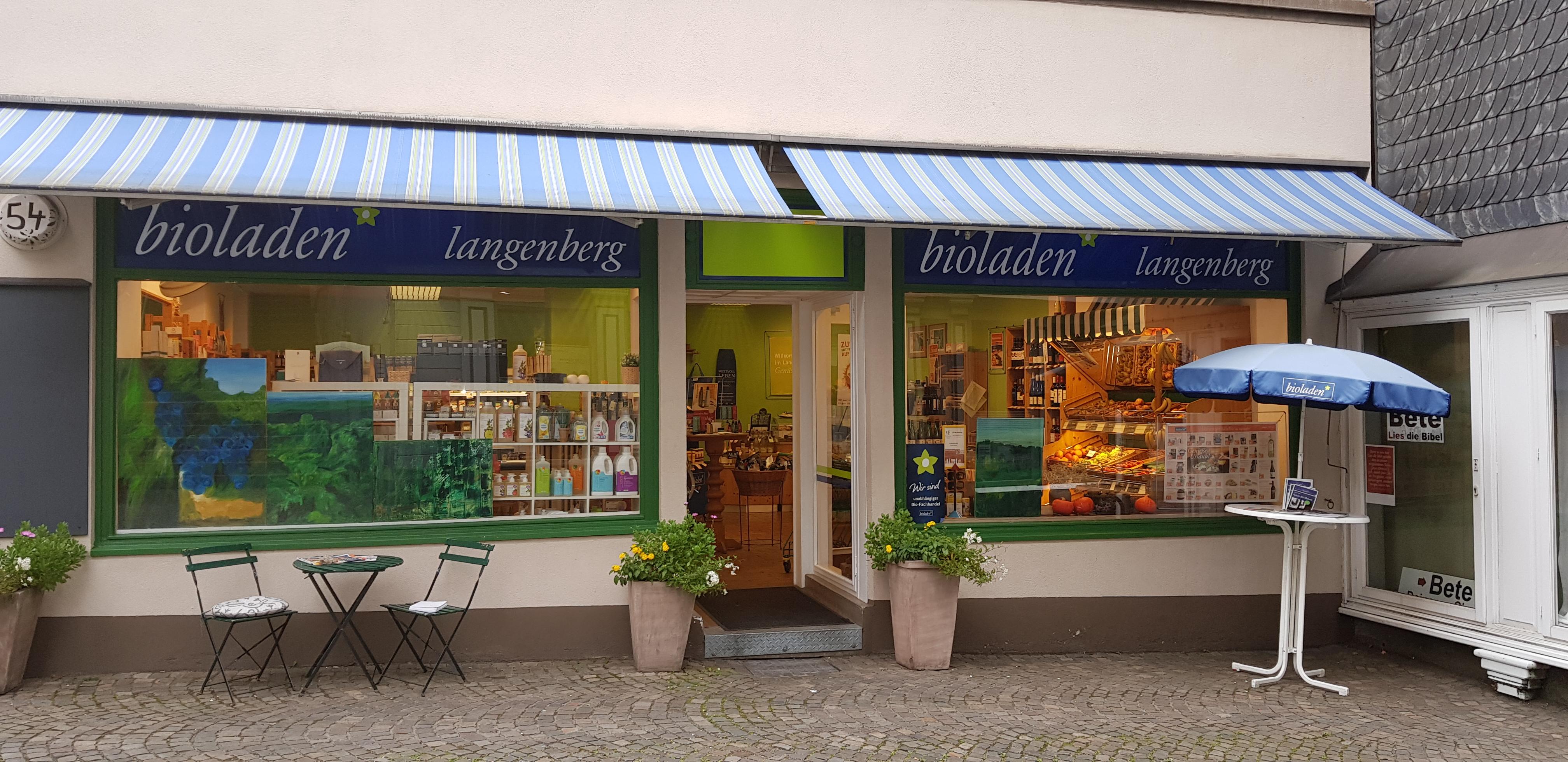 bioladen*, Langenberg